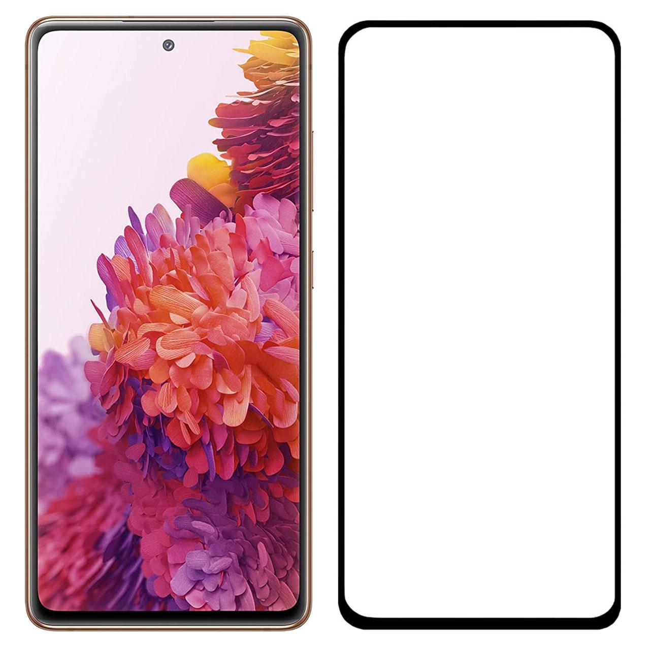 محافظ صفحه نمایش مدل FCG مناسب برای گوشی موبایل سامسونگ Galaxy S20 FE