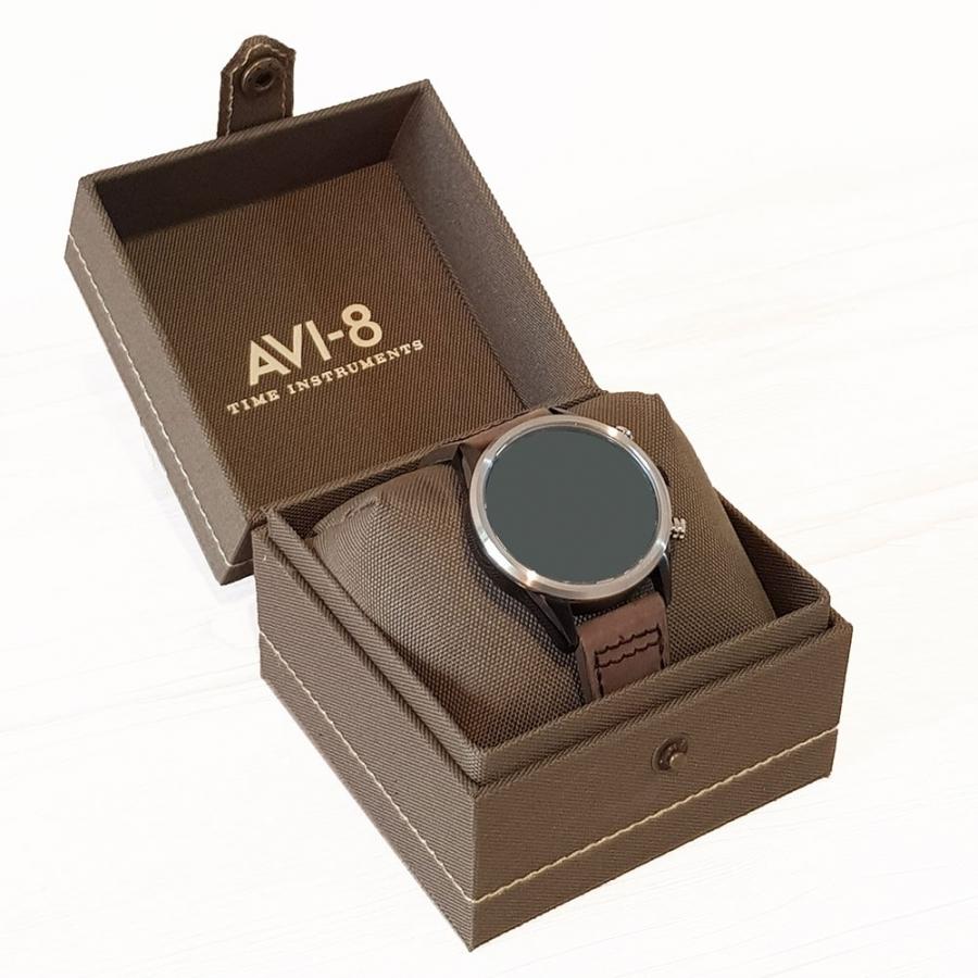 ساعت مچی عقربه ای مردانه ای وی ایت مدل AV-4042-01