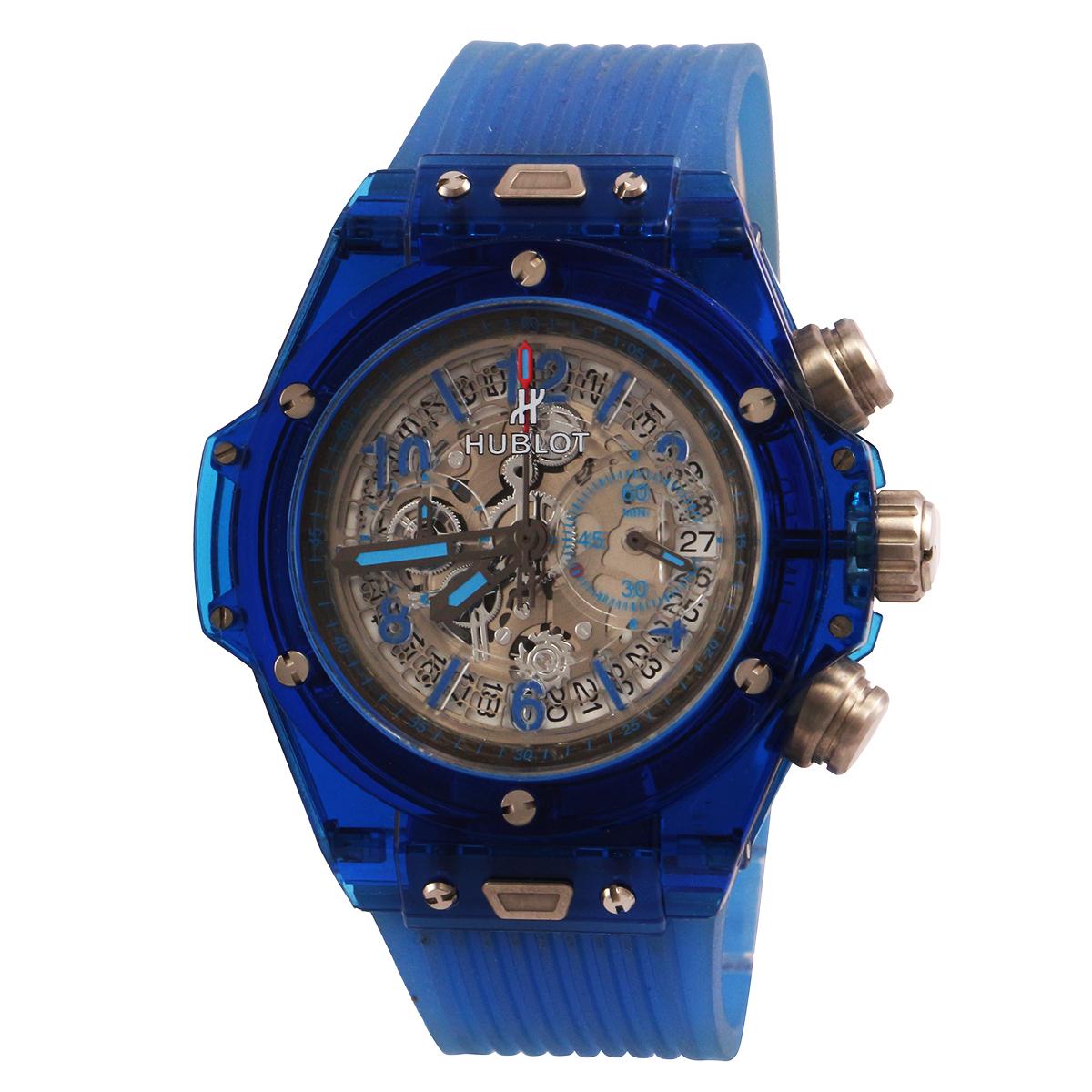 ساعت مچی عقربهای مردانه هابلوت مدل 1184990