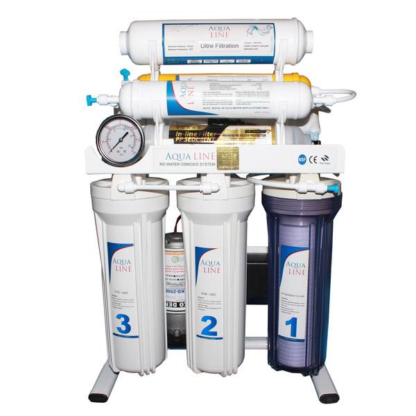 دستگاه تصفیه کننده آب آکوا لاین مدل RO-LINE & ULTRA SYSTEM