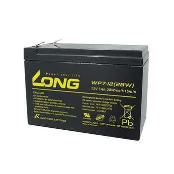 باتری یو پی اس 12 ولت 7 آمپر لانگ مدل 7.12