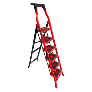 نردبان 6 پله ماندگار مدل سما