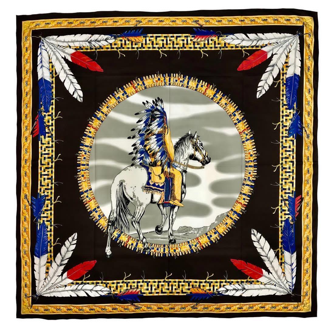 روسری زنانه مانگو مدل 00C27