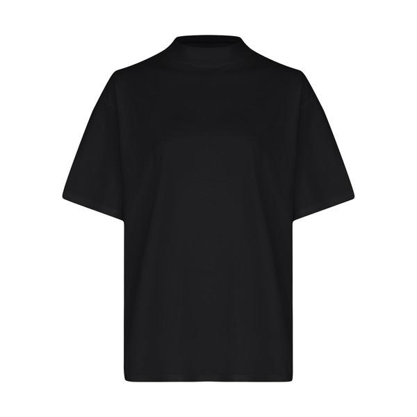 تی شرت آستین کوتاه زنانه گری مدل H50