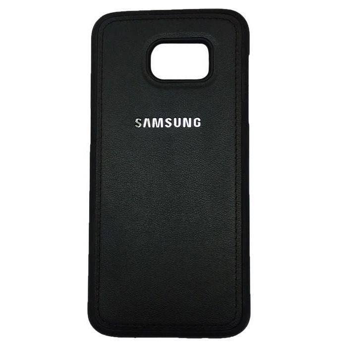 کاور طرح چرم کد 670 مناسب برای گوشی موبایل سامسونگ Galaxy S7 Edge