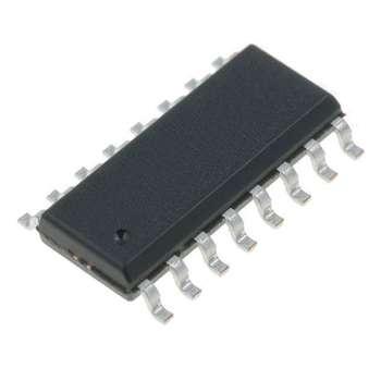 آی سی کنترلر ولتاژ  اس تی مدل L6599 D