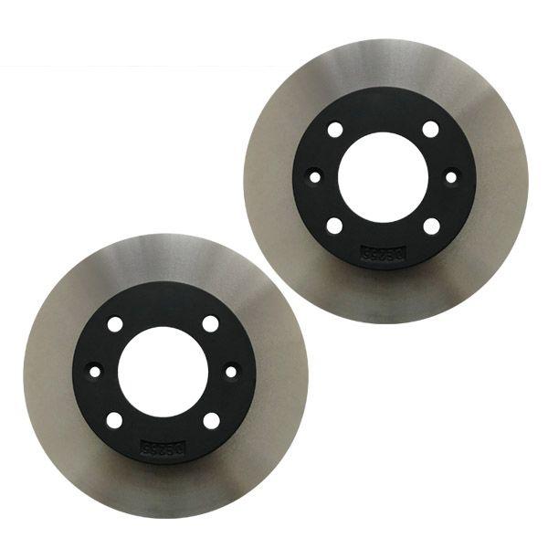 دیسک ترمز چرخ عقب مدل oss مناسب برای اچ سی کراس در بسته دو عددی