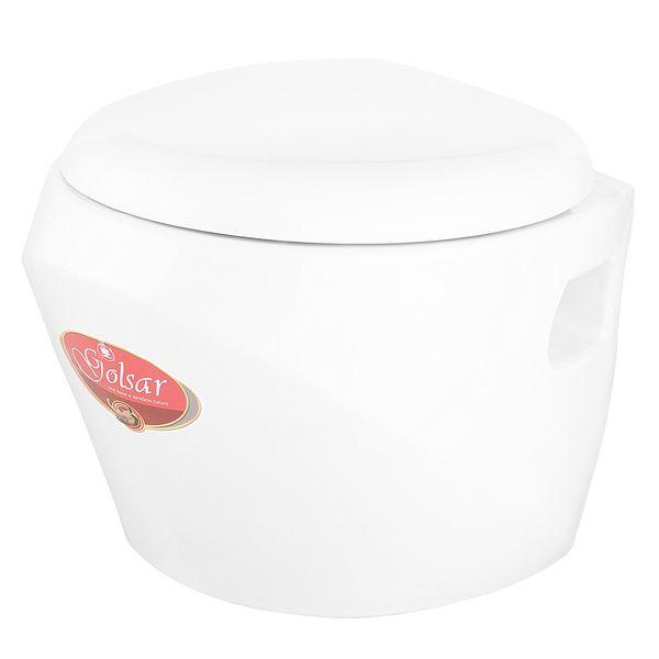 توالت فرنگی والهنگ گلسار فارس مدل Orient