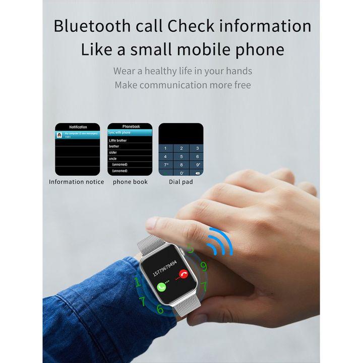 ساعت هوشمند مدل K8 thumb 2 24