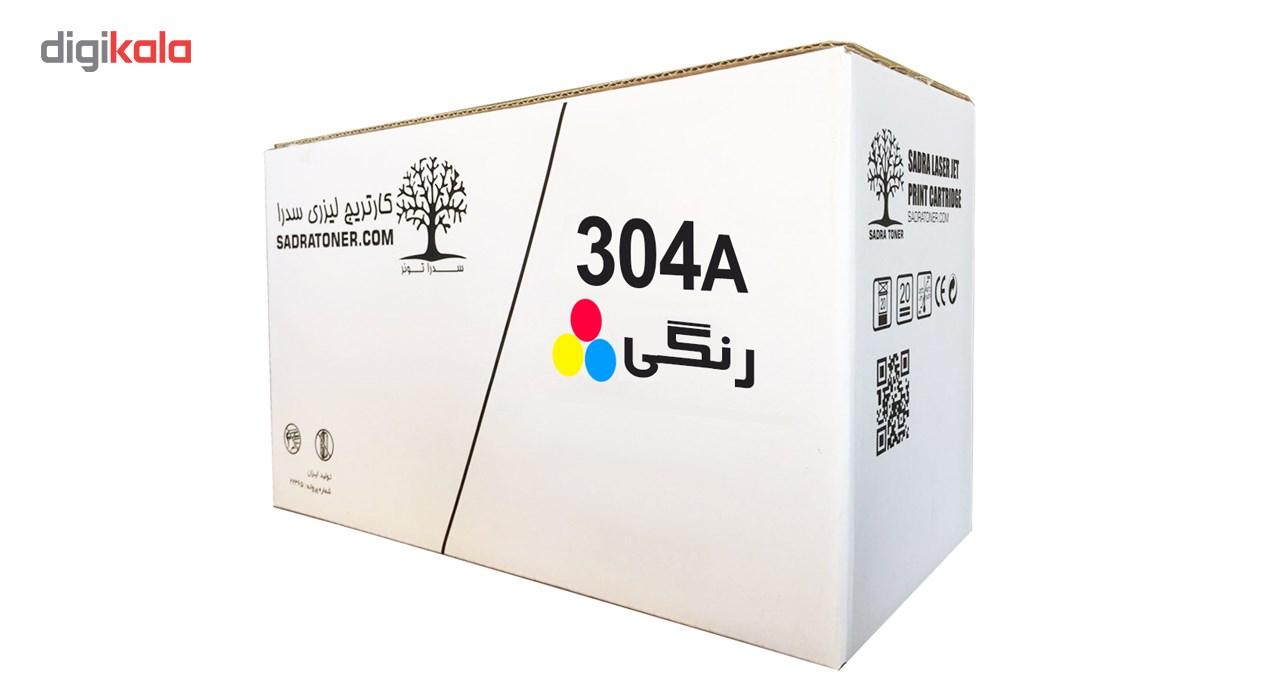 قیمت                      تونر زرد سدرا مدل 304A