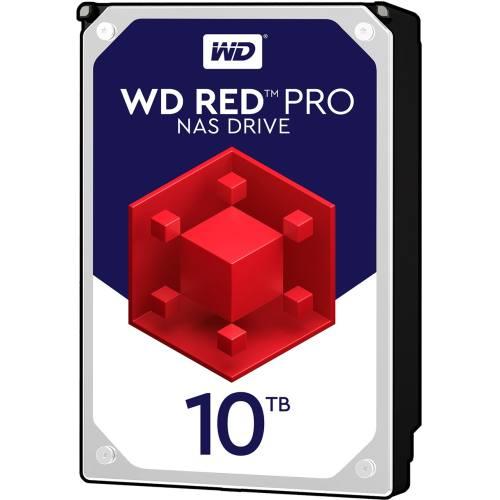 هارددیسک اینترنال وسترن دیجیتال مدل Red Pro WD101KFBX ظرفیت 10 ترابایت
