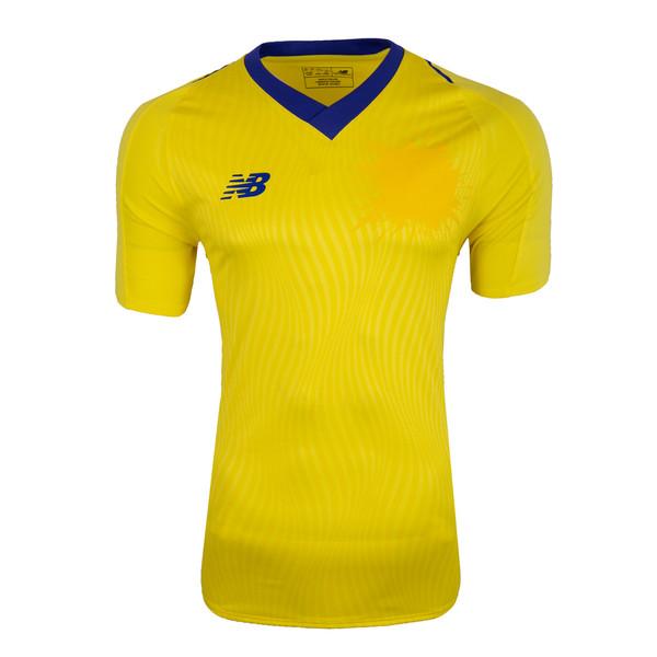 تی شرت ورزشي پسرانه نیو بالانس مدل JT830374BYW