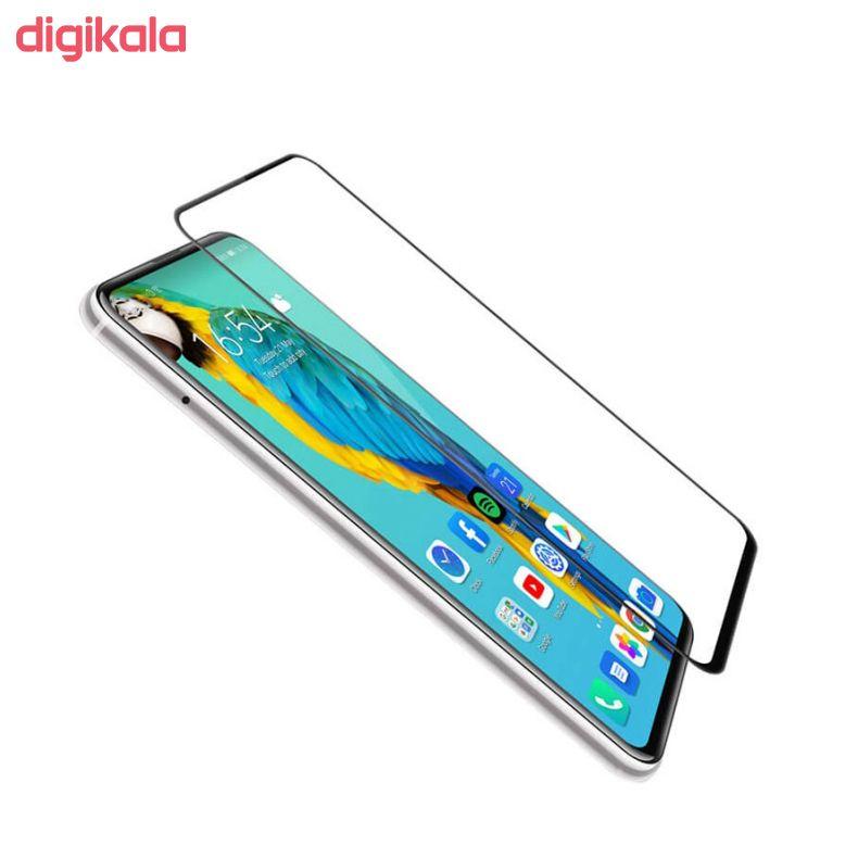 محافظ صفحه نمایش 9D مدل CR-A105 مناسب برای گوشی موبایل شیائومی Redmi Note 9/Note 9 Pro main 1 1