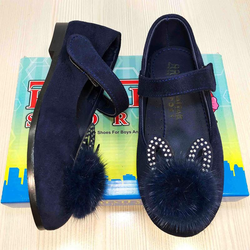 کفش دخترانه کد HAI_NADM79
