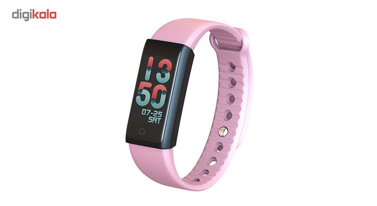 مچ بند هوشمند فیدوگجت مدل U Wear Pink -  - 2