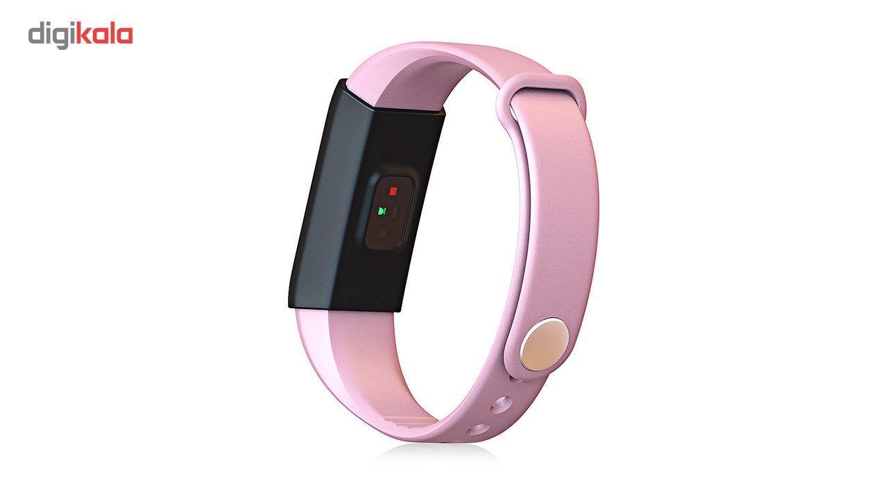 مچ بند هوشمند فیدوگجت مدل U Wear Pink -  - 3