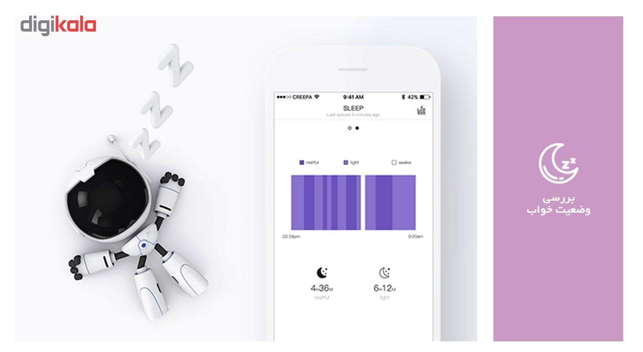 مچ بند هوشمند فیدوگجت مدل U Wear Pink -  - 7