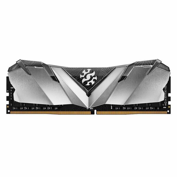 رم دسکتاپ DDR4 تک کاناله 3000 مگاهرتز CL16 ای دیتا مدل XPG GAMMIX D30 ظرفیت 8 گیگابایت