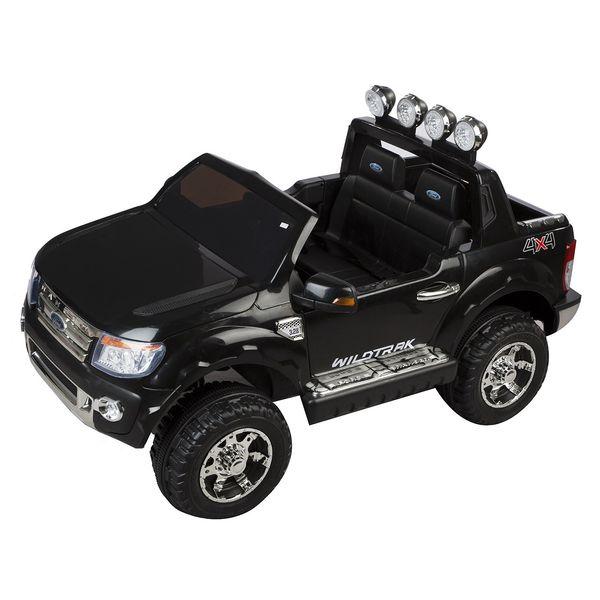 ماشین بازی سواری Ford Ranger با روکش صندلی پلاستیکی