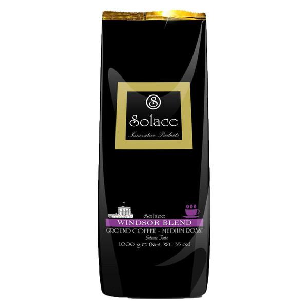 قهوه سولیس مدل WINDSOR GROUND COFFEE MEDIUM ROAST  - بسته 1000 گرمی