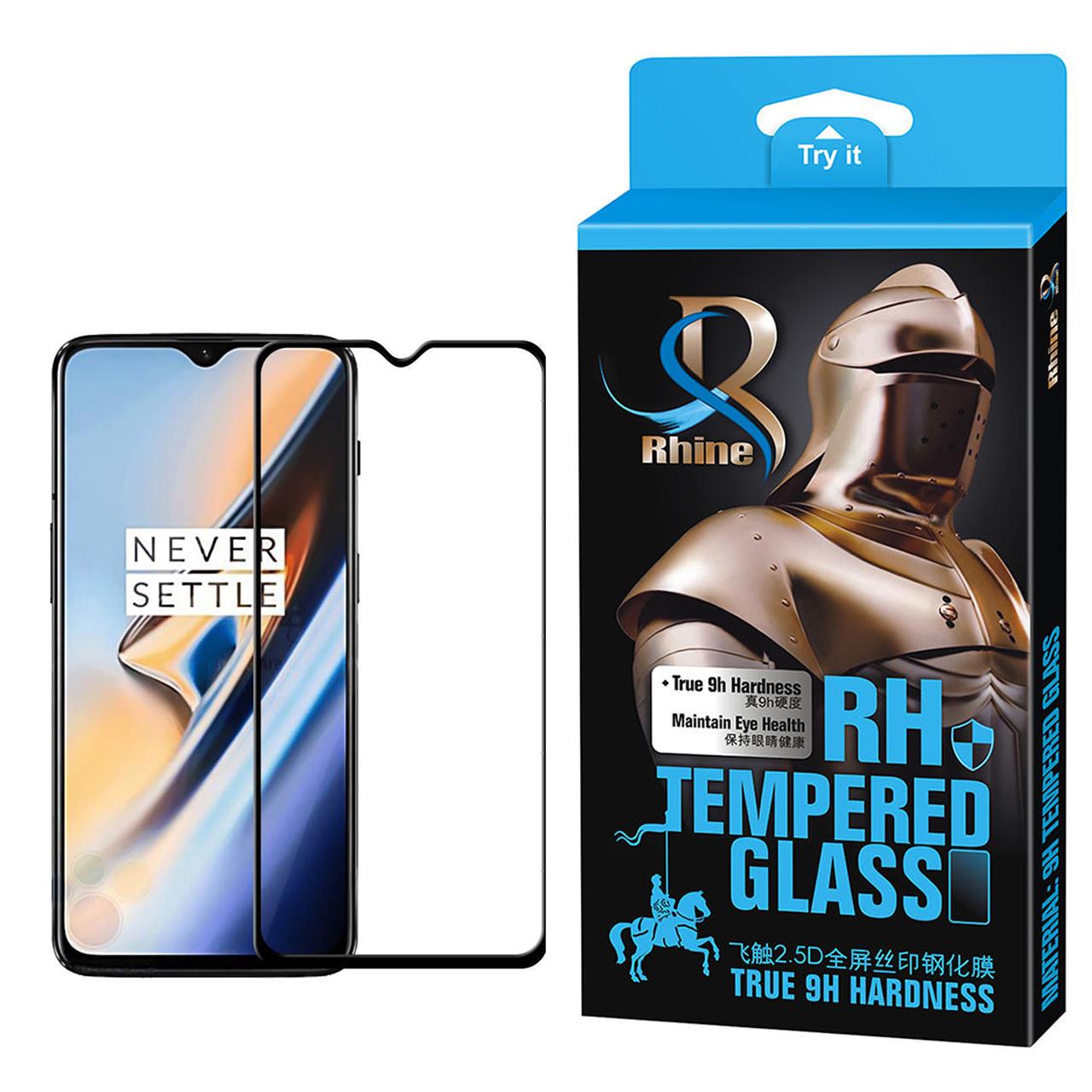 خرید                     محافظ صفحه نمایش راین مدل R_9 مناسب برای گوشی موبایل وان پلاس 6T
