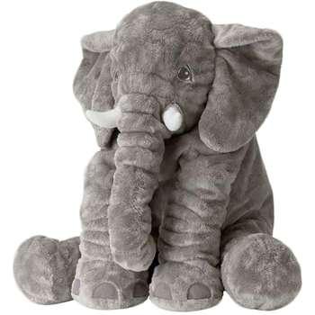 عروسک طرح فیل مدل SAE ارتفاع 80 سانتی متر