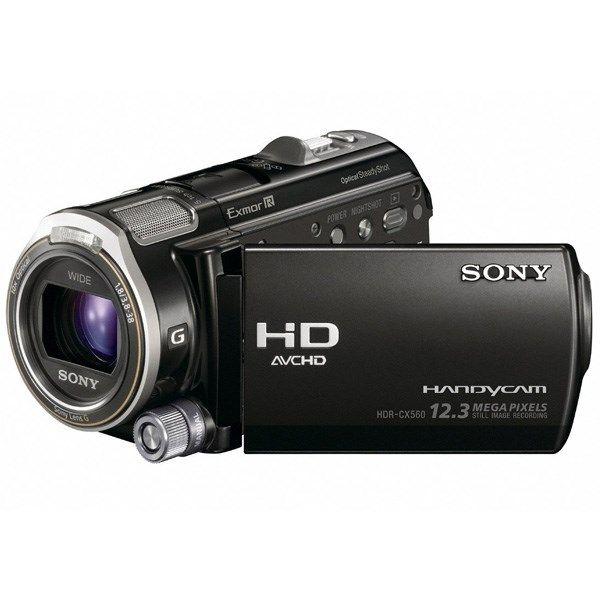 دوربین فیلمبرداری سونی اچ دی آر-سی ایکس 560