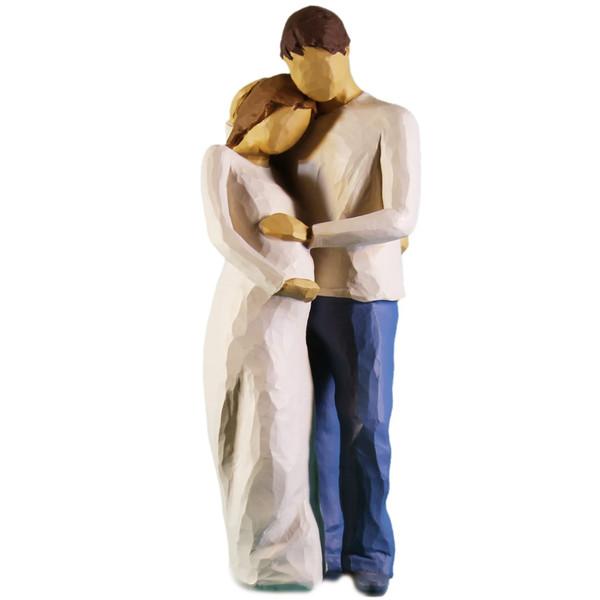 مجسمه امین کامپوزیت مدل آرامش کد 26