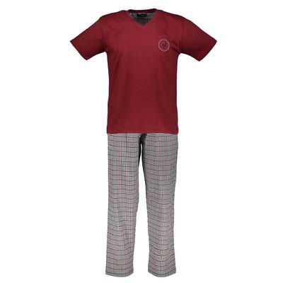 تصویر ست تی شرت و شلوار مردانه پی جامه مدل 61