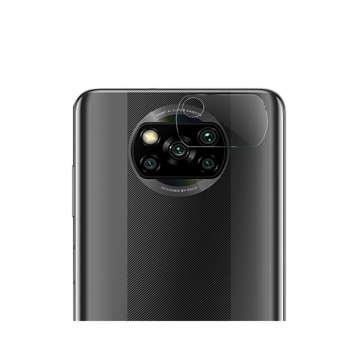 محافظ لنز دوربین مدل CELP01me مناسب برای گوشی موبایل شیائومی Poco X3