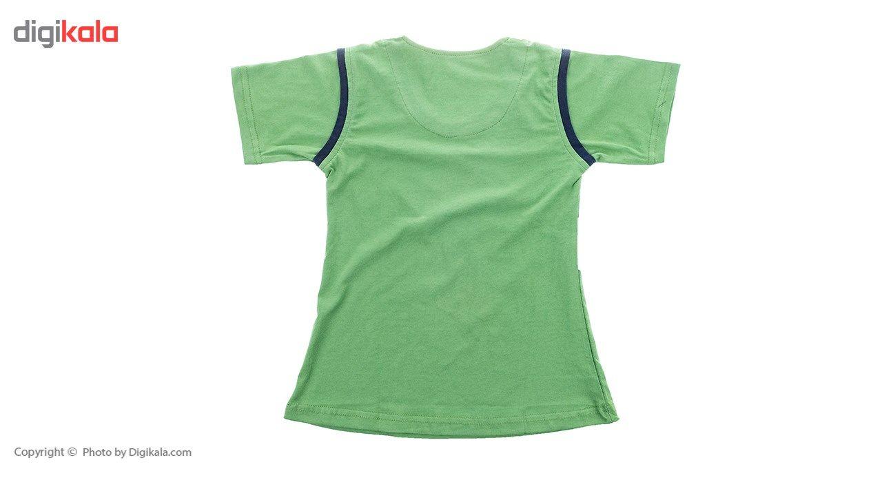 تی شرت و شلوار دخترانه آنجلینا مدل 5166B -  - 6