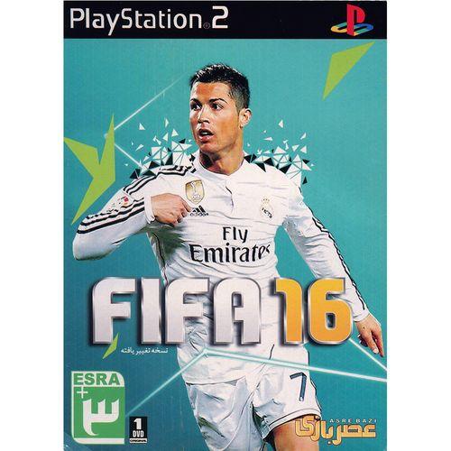 بازی FIFA 16 مخصوص PS2
