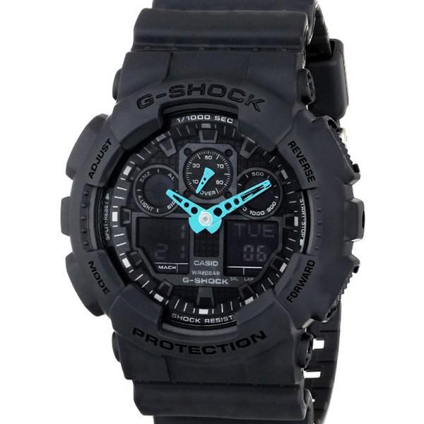 ساعت مچی عقربه ای مردانه کاسیو GA-100-1A4D