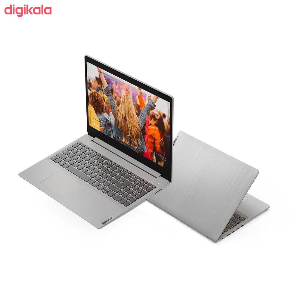 لپ تاپ 15.6 اینچی لنوو مدل IdeaPad 3-ZE