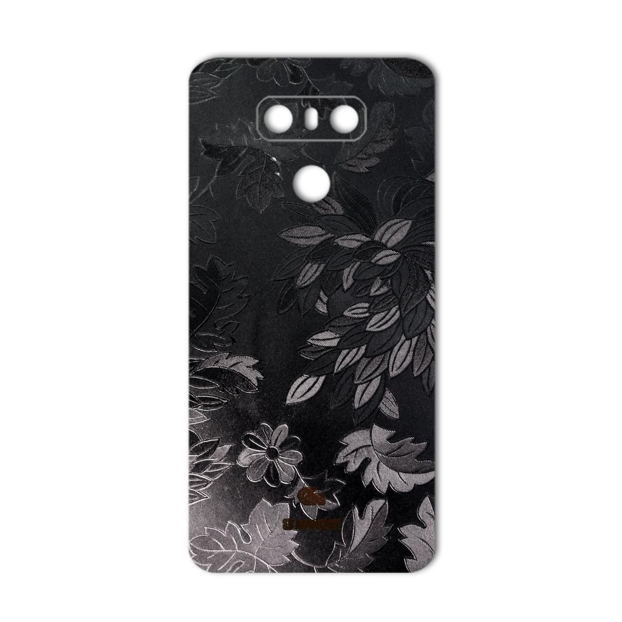 برچسب پوششی ماهوت مدل Wild-flower Texture مناسب برای گوشی  LG G6