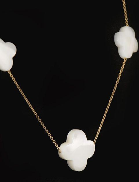گردنبند طلا 18 عیار ماهک مدل MM0408 - مایا ماهک -  - 3