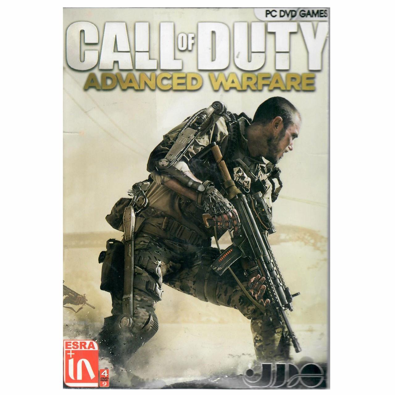 بازی کامپیوتری Call of Duty Advanced Warfare مخصوص PC
