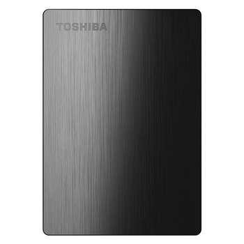 هارد دیسک اکسترنال توشیبا مدل Canvio Slim ظرفیت 1 ترابایت