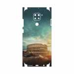 برچسب پوششی ماهوت مدل Rome City-FullSkin مناسب برای گوشی موبایل شیائومی Redmi Note 9
