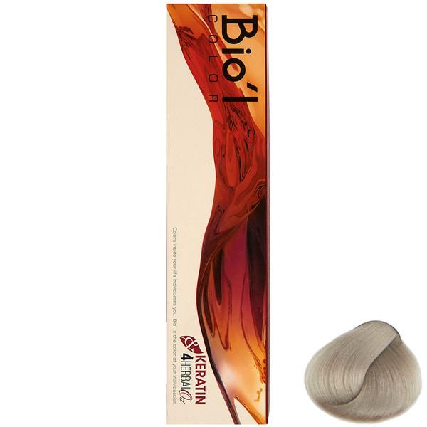 رنگ موی بیول سری Ash مدل بلوند دودی پلاتینه شماره 10.1