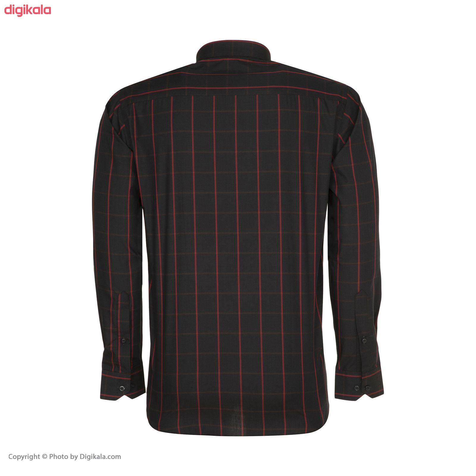 پیراهن آستین بلند مردانه مدل NO.5 main 1 3