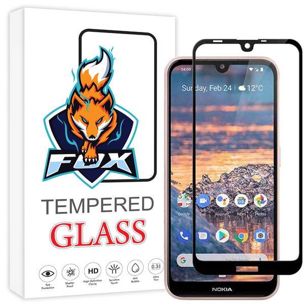 محافظ صفحه نمایش فوکس مدل PT001 مناسب برای گوشی موبایل نوکیا 3.2