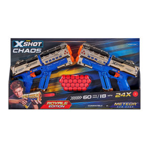 ست تفنگ بازی زورو سری X-Shot مدل Meteor کد 2020