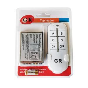ریموت کنترل جی آر مدل RF220-04