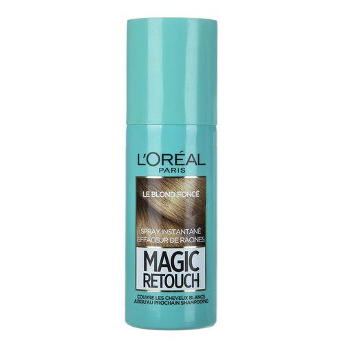اسپری کانسیلر مو لورآل سری Magic Retouch مدل Dark Blonde حجم 75 میلی لیتر