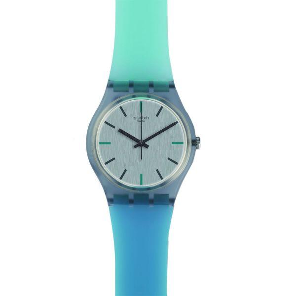 ساعت مچی عقربه ای زنانه سواچ مدل GM185