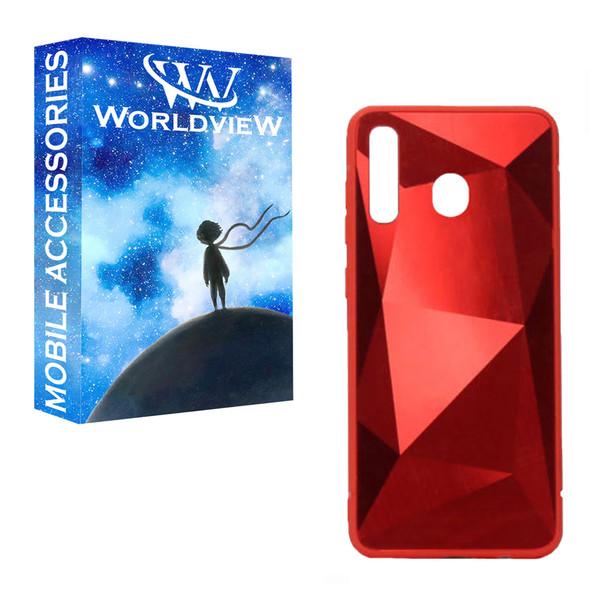 کاور ورلد ویو مدل WALMS-1 مناسب برای گوشی موبایل سامسونگ Galaxy A20/A30