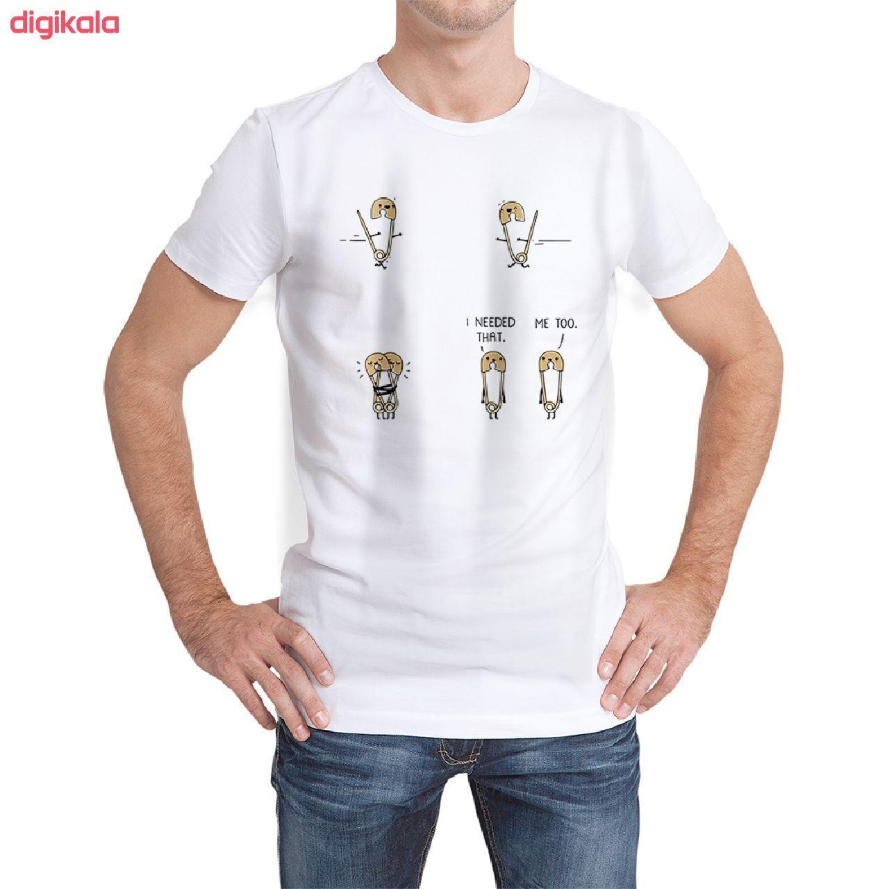 خرید اینترنتی با تخفیف ویژه تیشرت آستین کوتاه مردانه مدل 0703
