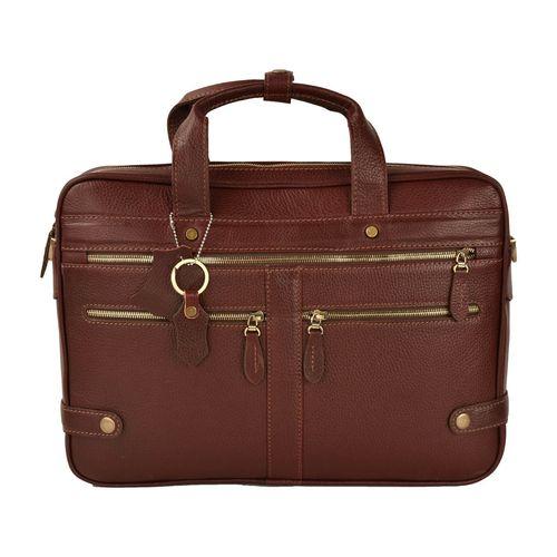 کیف اداری چرم طبیعی کهن چرم مدل L111-12