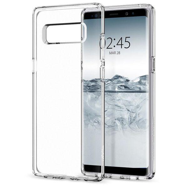 کاور اسپیگن مدل Liquid Crystal مناسب برای گوشی موبایل سامسونگ Galaxy Note 8